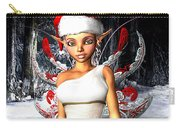 Christmas Fairy Carry-all Pouch