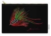 Christmas Fly Carry-all Pouch