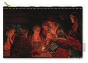 Christmas Fortune-telling. Carry-all Pouch
