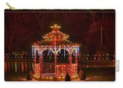 Christmas Gazebo Carry-all Pouch