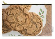 Christmas Gingerbread Cookies Carry-all Pouch