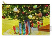Christmas Holiday Tree Carry-all Pouch