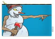 Christmas Horror Nightmares Carry-all Pouch