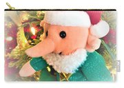 Christmas Imp Toy Carry-all Pouch