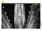 Christmas In New York City Carry-all Pouch