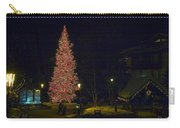 Christmas In Vail Carry-all Pouch