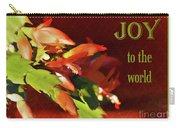 Christmas Joy Carry-all Pouch