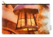 Christmas Lamp Carry-all Pouch