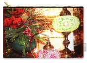 Christmas Lamps Carry-all Pouch