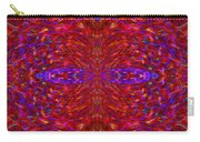 Christmas Light Abstract 3 Carry-all Pouch