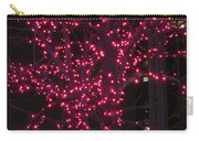 Christmas Lights 6th Ave 4 Abstract Carry-all Pouch