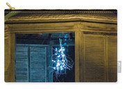 Christmas Lights In Gazebo Carry-all Pouch