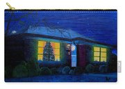 The Image Of Christmas Past Carry-all Pouch