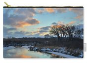 Christmas Morning 2017 In Glacial Park 2 Carry-all Pouch