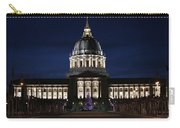 Christmas Night In Sf Carry-all Pouch