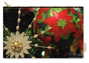 Christmas Ornaments 2 Carry-all Pouch