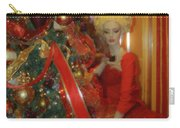 Christmas Parlor Fashions For Evergreens Event Hotel Roanoke 2009 Carry-all Pouch