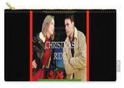 Christmas Ride Poster 16 Carry-all Pouch