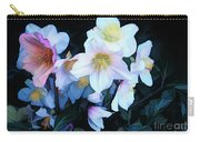 Christmas Rose Carry-all Pouch