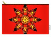 Christmas Star Carry-all Pouch