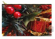 Christmas Time Is Here Carry-all Pouch