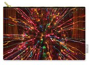 Christmas Tree Colorful Abstract Carry-all Pouch