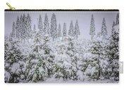 Christmas Tree Farm Carry-all Pouch