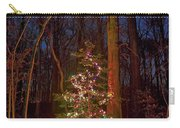 Christmas Tree In Forest Carry-all Pouch