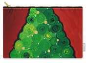 Christmas Tree Twinkle Carry-all Pouch