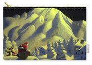 Christmas Under Olympus Carry-all Pouch