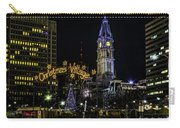 Christmas Village - Philadelphia Carry-all Pouch