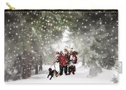 Christmas Walking Carry-all Pouch