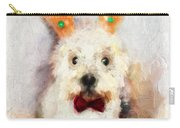 Christmas Westie Carry-all Pouch