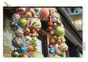 Christmas Wreath Carry-all Pouch