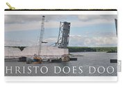 Christo Does Door County Carry-all Pouch