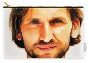 Christopher Eccleston Carry-all Pouch