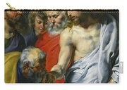 Christ's Charge To Peter  Carry-all Pouch