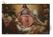 Christus Consolator Carry-all Pouch by Ary Scheffer