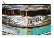 Chrome Chevrolet Carry-all Pouch