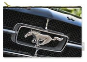 Chrome Stallion - Ford Mustang Carry-all Pouch