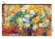 Chrysan The Mums 1882 Carry-all Pouch