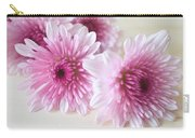 Chrysanthemums #009 Carry-all Pouch