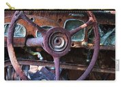 Chrysler Airflow Dashboard Painterly Impression Carry-all Pouch