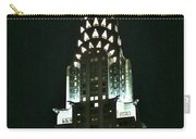 Chrysler Building In Manhattan New York City Carry-all Pouch
