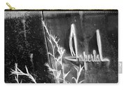 Chrysler Imperial Emblem - Bw Carry-all Pouch