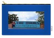 Chu - Mikals - Friendly Austin Texas Charm Carry-all Pouch