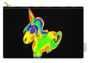 Chubby Silly Unicorn1 Carry-all Pouch