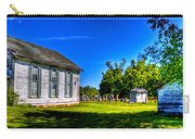 Church And Graveyard Carry-all Pouch