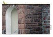 Church At Cuervo - New Mexico Carry-all Pouch