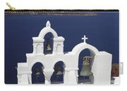 Church Bells And The Sea Carry-all Pouch